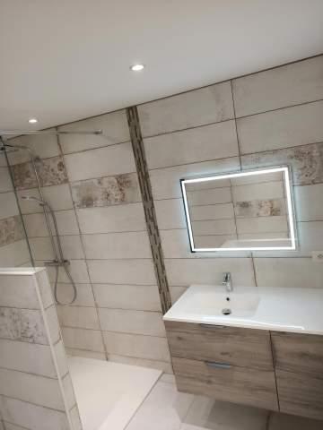 Rénovation de salle de bain et de cuisine vers Aucamville